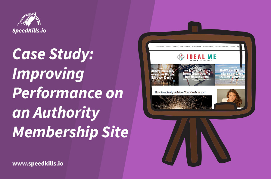 Case Study: Improving Performance on an Authority Membership Site