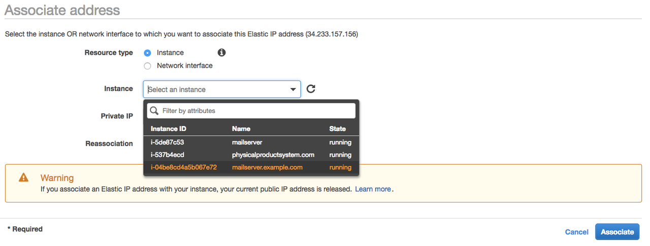 How to set up your own email server using AWS - SpeedKills